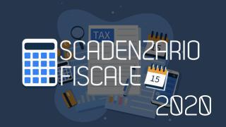Scadenzario Fiscale Edizione 2020