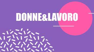 Donne & Lavoro